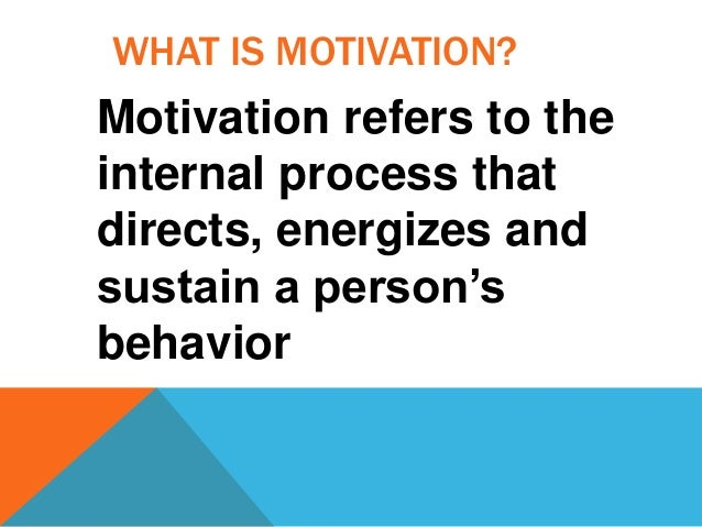 importance of motivation as a management skill Fair and competitive compensation is important, but a workforce with managers  that can boost employees' internal and external motivation is.