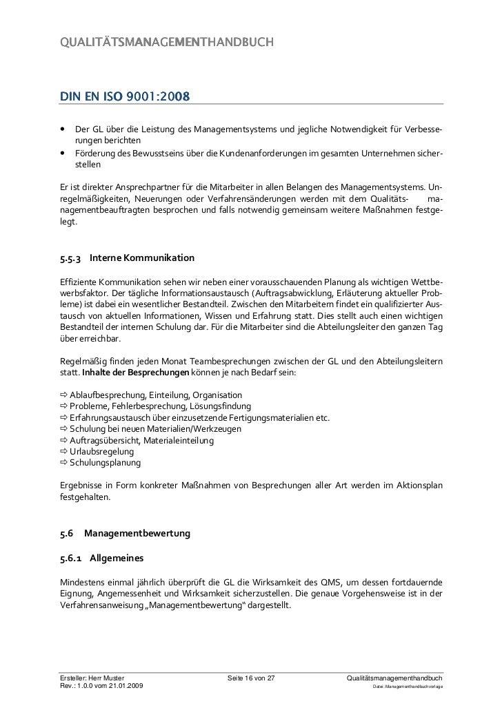 QM Handbuch Lange Version