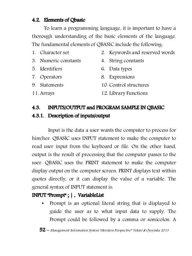 Qbasic Online Ide