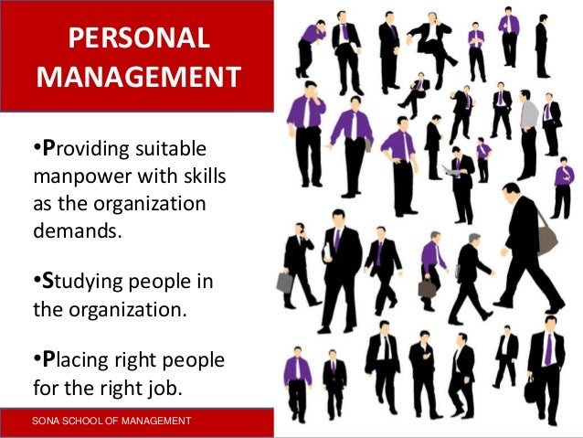 Management information systems - Functional Areas of Management
