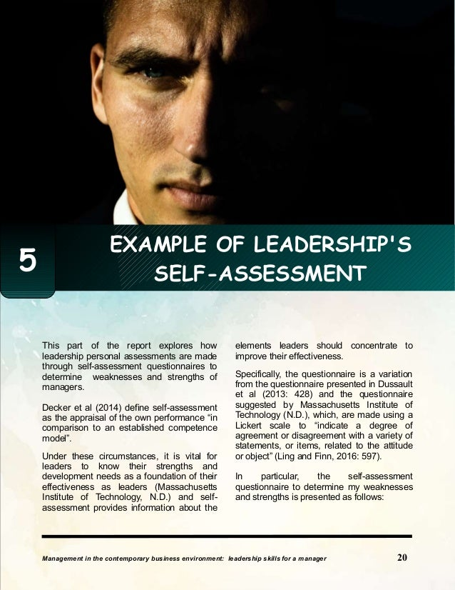 Management in the contemporary business environment  mario