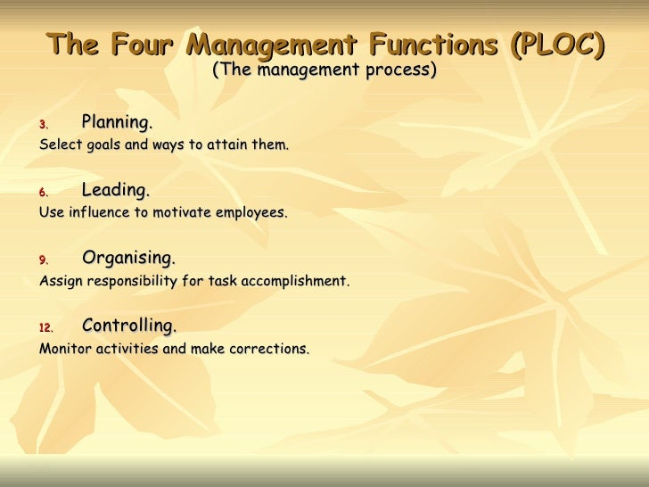 4 basic functions of management In this blog, you will see why management is important and the top five functions of management in an organization.