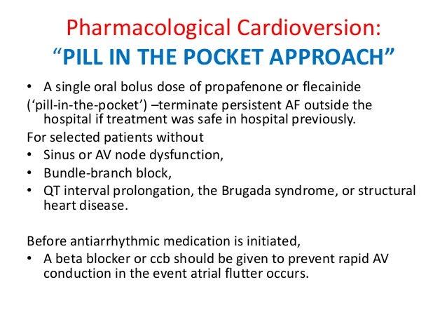 Afib Drug Side Effects