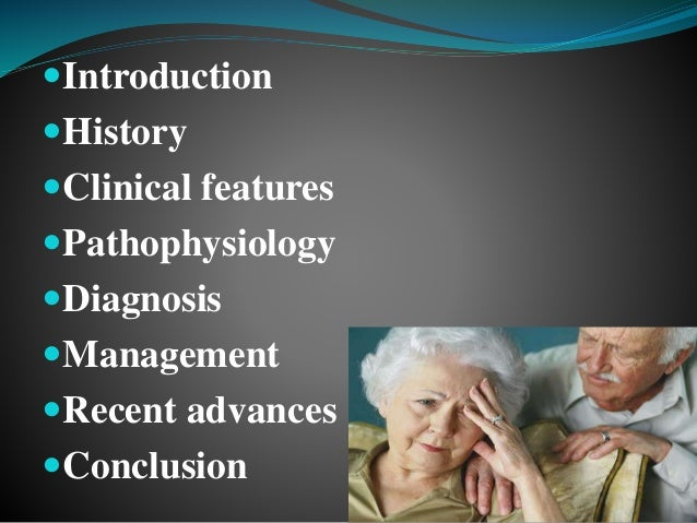 an introduction to the history of alzheimers Introduction and insight of strained relationship with  alzheimers alzheimer's disease is a disease of the human brain that is  the history of alzheimer's.