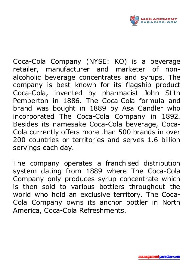 coca cola company human resource management system Organizational development & talent manager at the coca-cola company location  occupational health and safety, human resource information management system,.