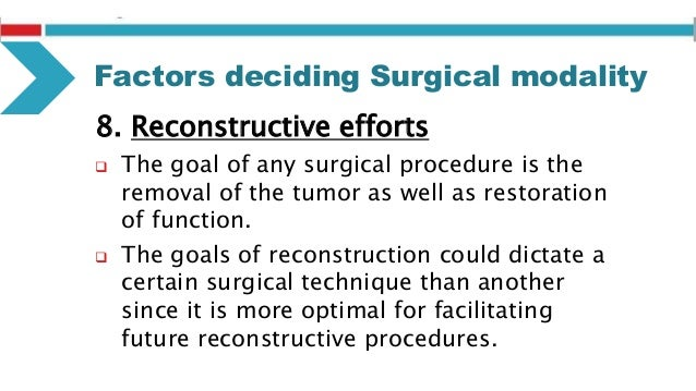 Enucleation (with or without curettage) Indications:  Accessible tumors.  Small to moderate sized tumors that do not end...