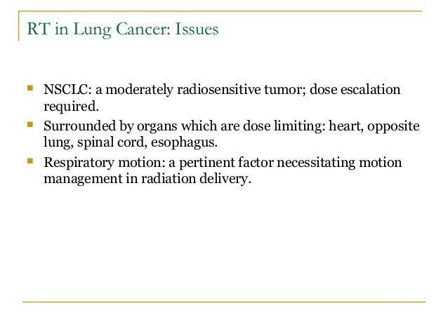 Management of lung cancer Slide 3