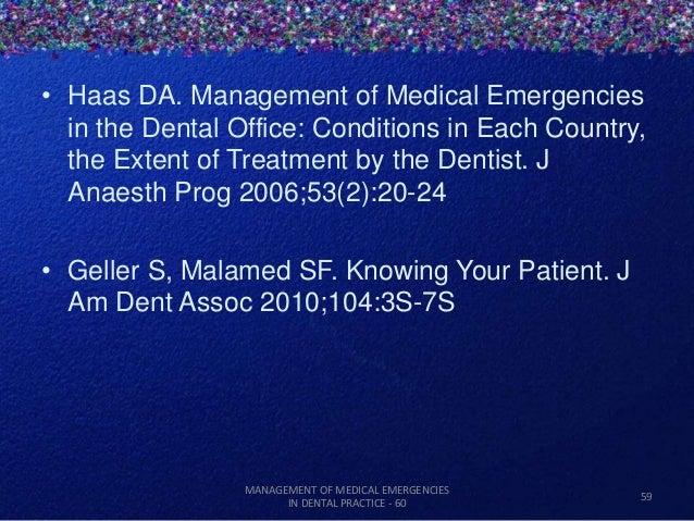 Medical emergencies in dental office malamed pdf files