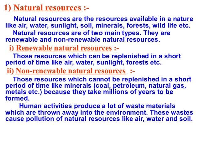 Natural Resources Trust Fund