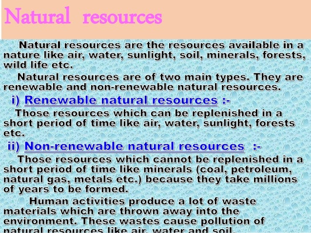 Natural Resources That Can Be Used Instead Of Plastic