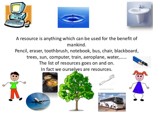 Natural Resources Used In A Pencil