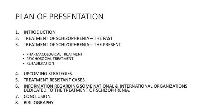 Management of Schizophrenia (Dr.Subrata Naskar)