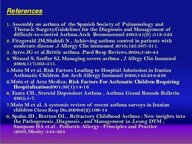 guidelines for treatment of allergic rhinitis in children