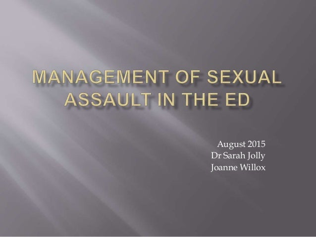 August 2015 Dr Sarah Jolly Joanne Willox