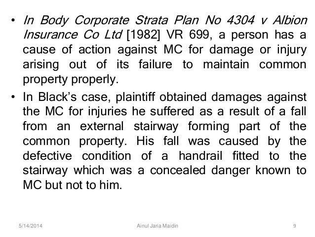 strata schemes management act 1996 pdf