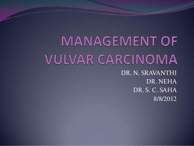 DR. N. SRAVANTHI        DR. NEHA    DR. S. C. SAHA           8/8/2012