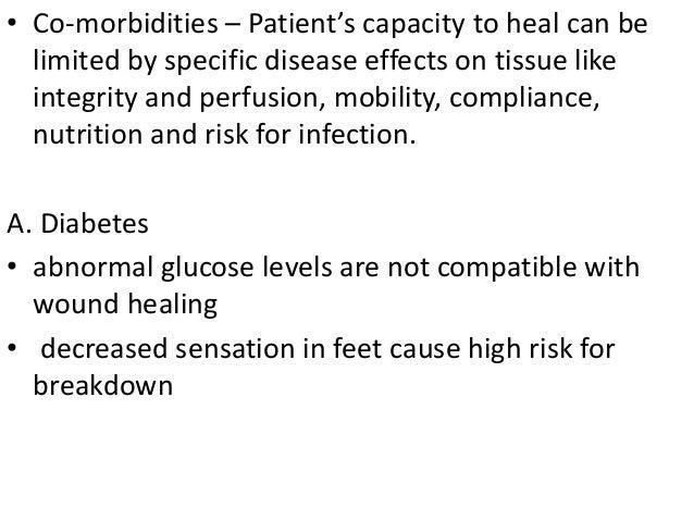 management of wound healing pdf