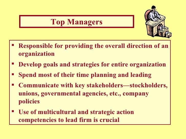 Top Management S01 E06: Management Ppt