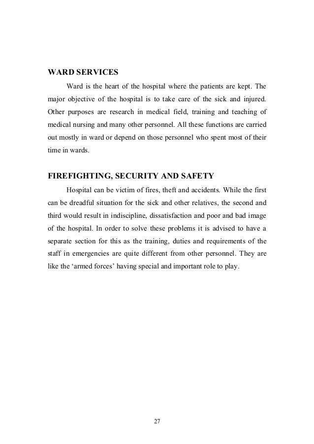 Management practices at hospitals india 26 27 fandeluxe Choice Image