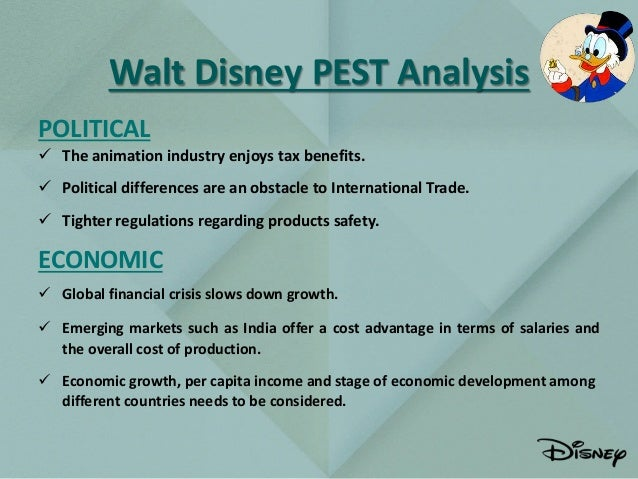 pest analysis walt disney company Document read online pestle analysis for walt disney company pestle analysis for walt disney company - in this site is not the same as a answer directory you buy in a.