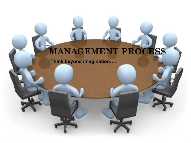 MANAGEMENT PROCESS Think beyond imagination….