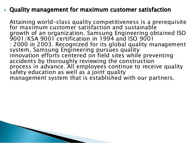 samsung operation management Supply chain management six sigma at samsung in its early years, supply chain management (scm) was narrowly conceived as a new approach to inventory management or operating cost reduction however, in the 1990s organizations and  as a new approach to inventory management or operating cost reduction.