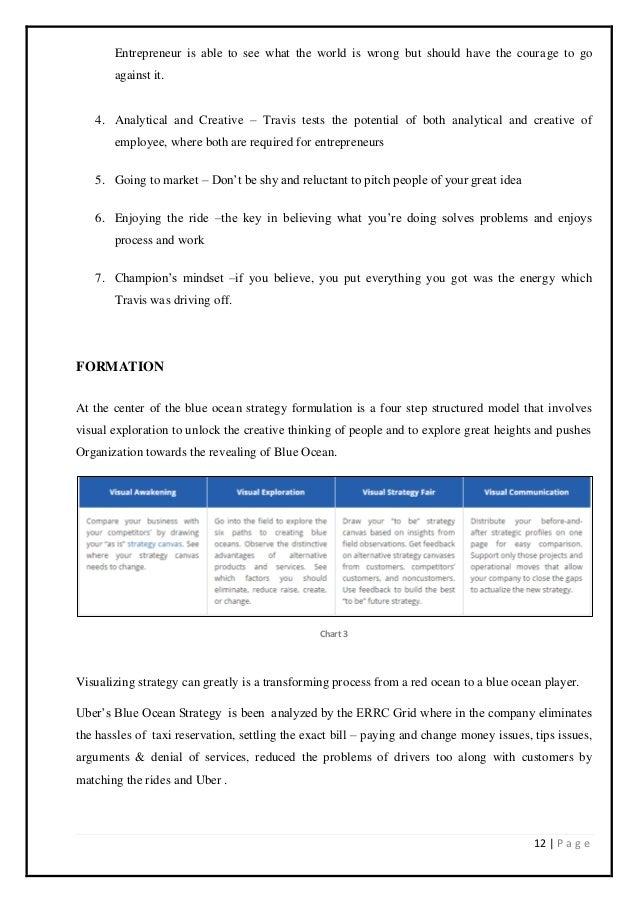 Management process - UBER SL
