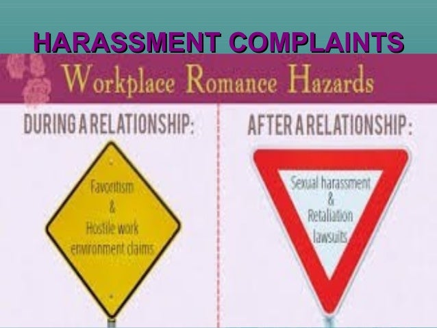 workplace romance Workplace relationships can quickly devolve into a hostile workplace environment what should employers and employees know about workplace romance.