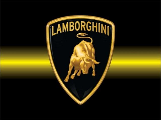 Lamborghini Presentation