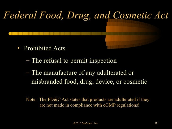 Management Responsibility For Fda Quality Systems