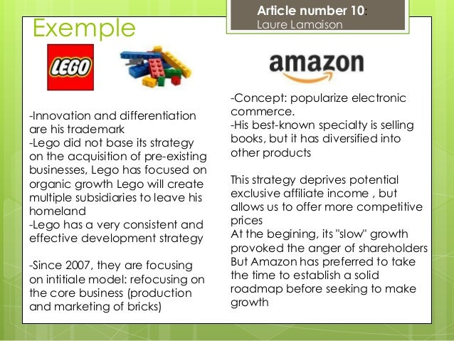 Tag: Who are Lego's key stakeholders?