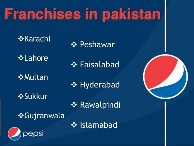 brand management pepsi co in pakistan essay Looking for the best samsung electronics swot analysis in 2018 click here to find out samsung's strengths, weaknesses, opportunities and threats.