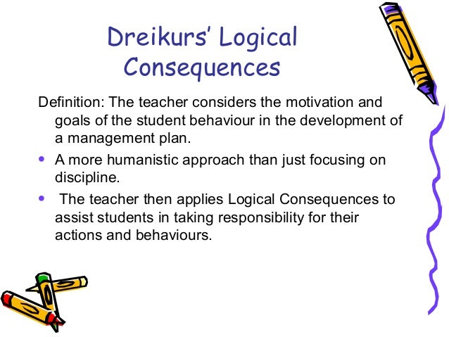 dreikurs theory Introduction to the individual psychology newsletter by rudolf dreikurs  life  and the development of his theory of human behavior: individual psychology.