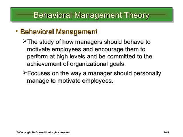 behavioral approach to leadership management essay Effective leadership essay sample effective leadership and management in nursing 6th ed understanding anti-social behavior.