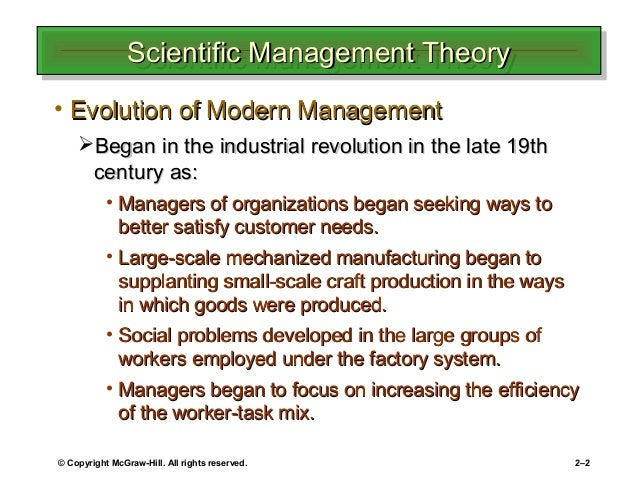 scientific management approach Although we can still find evidence of taylor's scientific management, his  approach was widely criticised for discounting the human element and behaviour  in the.
