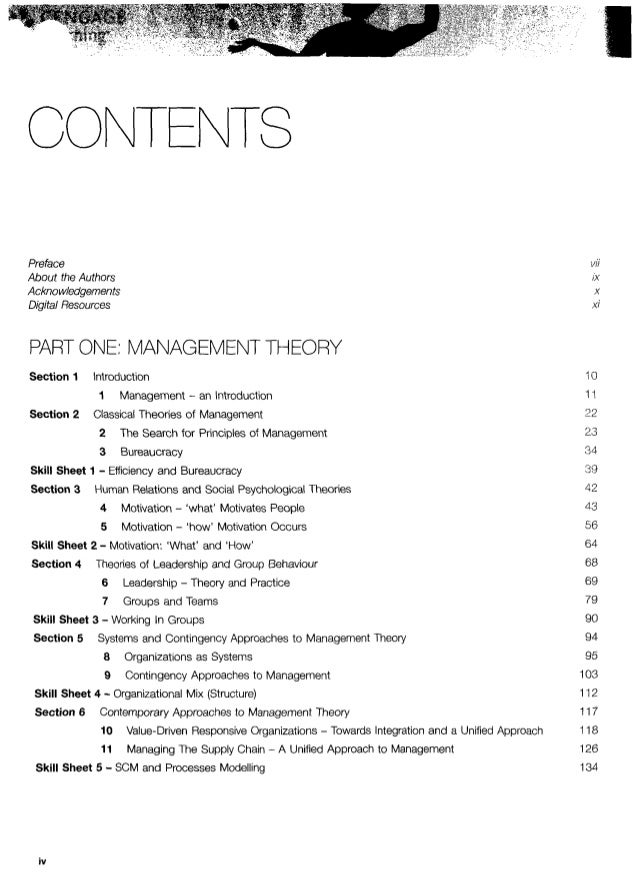 motivation theories and management practice Moving from theory to practice can how to incorporate motivation theories in the the scientific management theory says workers don't enjoy work and.