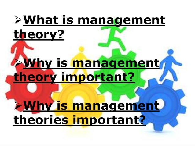 Evaluation of management thought