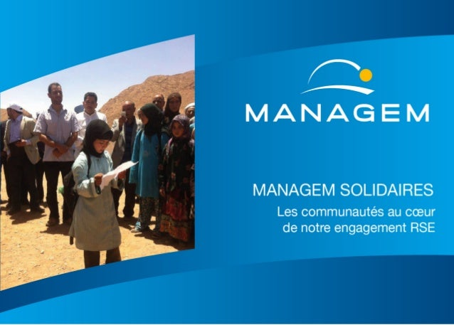 Managem solidaires   présentation