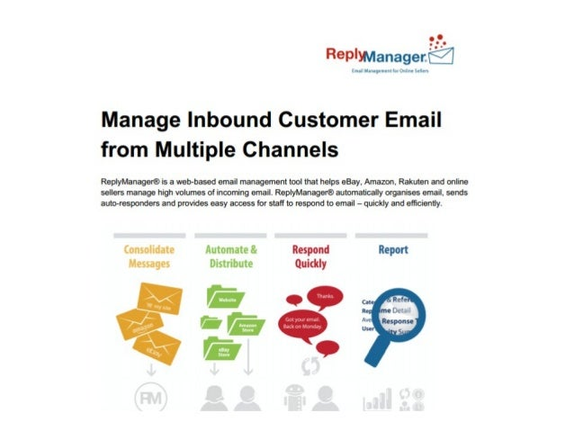 Manage Multiple Channel Emails from One Place with Reply Manager