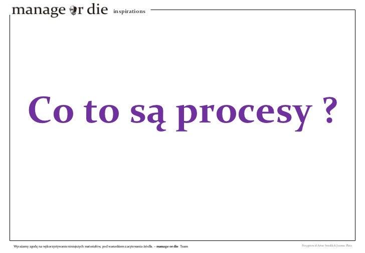 Co to są procesy ?