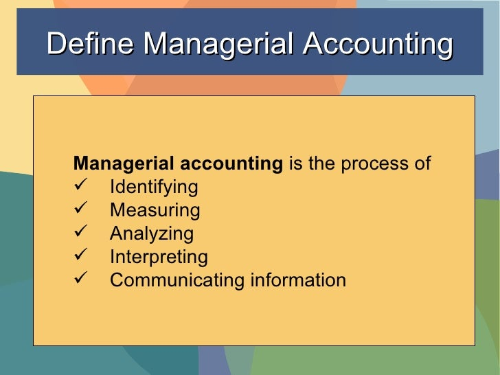 managerial accounting chapter 4 case 2 The text managerial accounting provides a comprehensive and broad review of  the  could serve to cover the managerial accounting topics in a typical  accounting ii course  chapter 4: how is process costing used to track  production costs  intermediate financial accounting ii, and advanced financial  accounting.