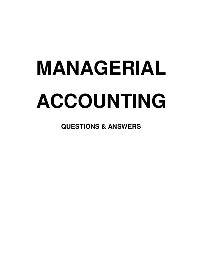 ashford final paper managerial accounting mba Ppa 605 final paper bargaining  including a minimum of two from the ashford  acc-350 week 5 dq 5 what type of business decision can the managerial.