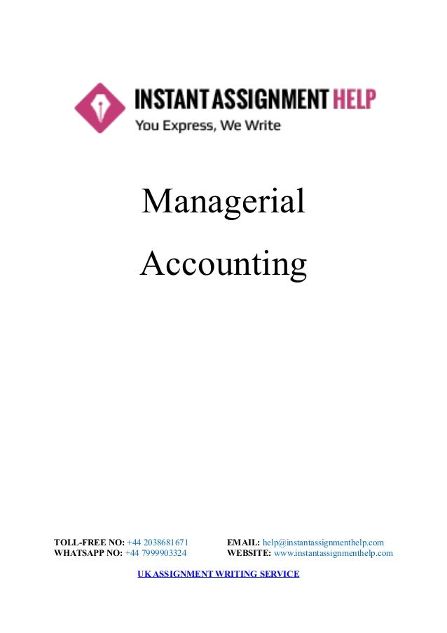 managerial accounting how to estimate cost and prepare budget