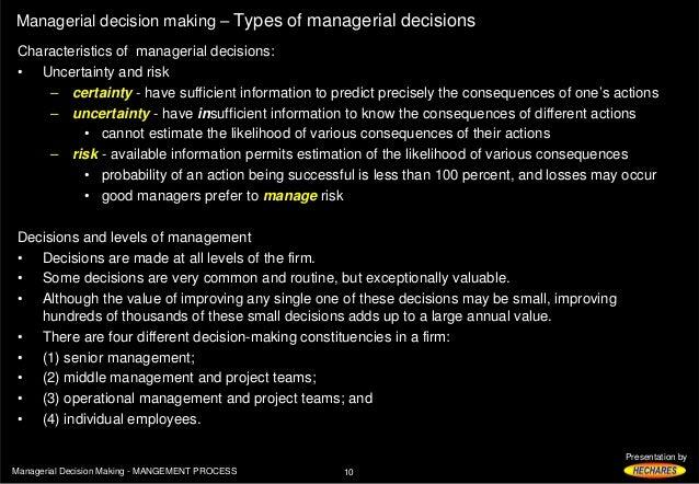 ten operation management decisions Apics principles of operations management  operation management  ͕ detail the ten strategic decisions of om.