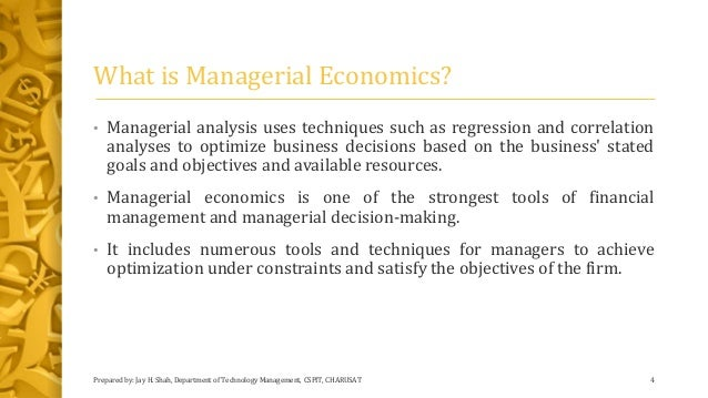 managerial economics advanced Mio040, 6 credits, g2 (first cycle) valid for: 2014/15 decided by: education board b date of decision: 2014-04-14 general information main field: technology.