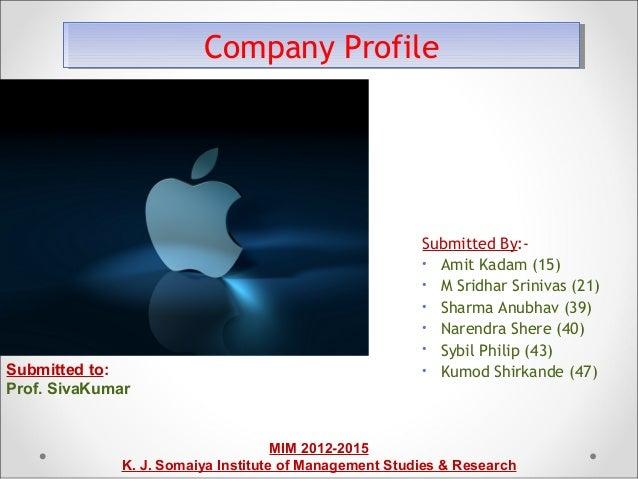 Submitted to: Prof. SivaKumar Submitted By:- • Amit Kadam (15) • M Sridhar Srinivas (21) • Sharma Anubhav (39) • Narendra ...