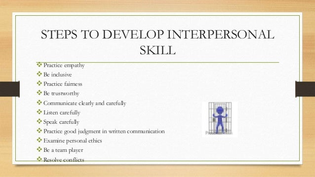 how to develop your personal communication skills