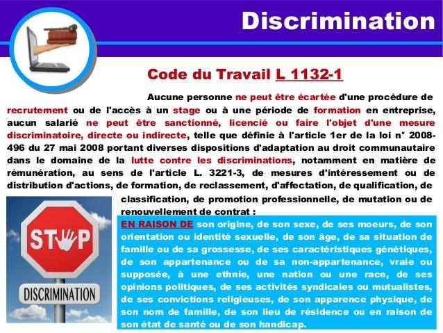 code du travail 6315-1