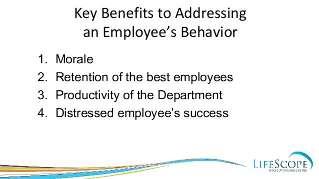 Scope of employee retention