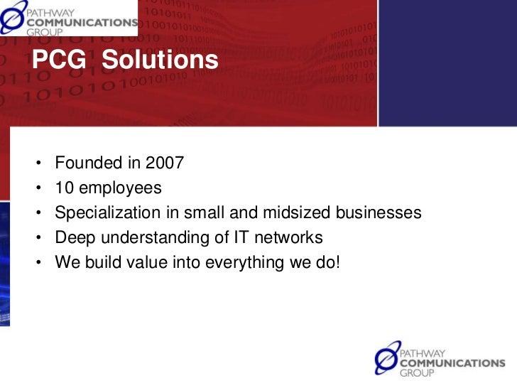 Manage services presentation Slide 2